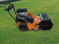 Sisis scarifier multitasks to improve playing surfaces