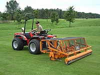 Tractor Mounted Deep Slitters