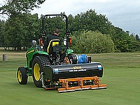 Tractor Mounted Aerators