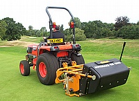 Tractor Mounted Scarifiers