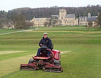 SISIS at Ampleforth College