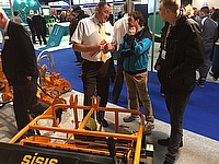 SISIS will again be exhibiting at BTME 2015 on stand A5