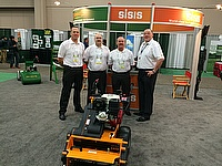 Dennis and SISIS have returned to home soil following an extremely successful Golf Industry Show.