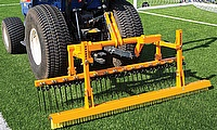 Tractor Mounted Rake & Brush Combinations