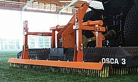 Osca - Tractor Mounted Powered Brush