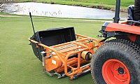 SISIS TM1000 puts Greetham Valley GC In full control