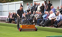 Pedestrian Spreader & Top Dresser