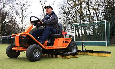 Top Marks for SISIS Brush-Pro at King Edward's School
