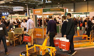 Dennis & SISIS to take centre stage at SALTEX 2016