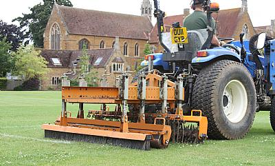All-in-One Solution for Bloxham School.