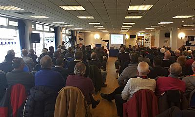Dennis and SISIS have announced that they will be holding their hugely popular cricket seminar on February 16 at Gloucestershire County Cricket Club.
