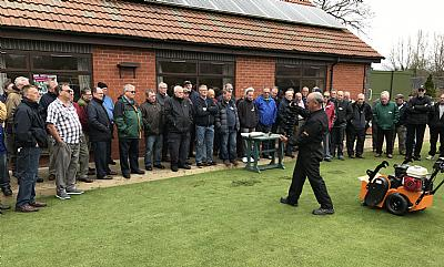 SISIS kick start 2017 bowls seminars