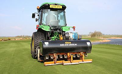 SISIS Aer-Aid the solution for St Ives GC