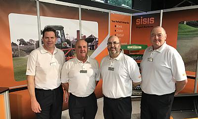 SISIS at BTME 2019 on stand No 247