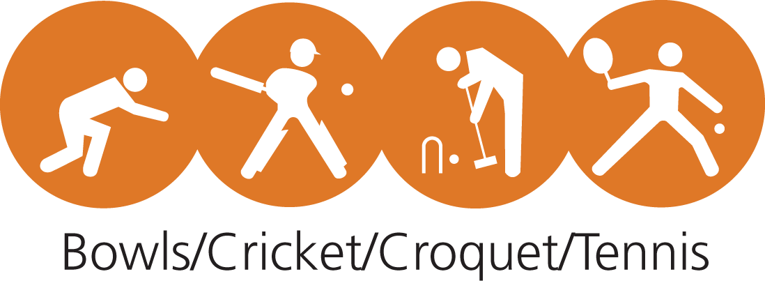 Suitable for Bowls, Cricket, Croquet and Tennis